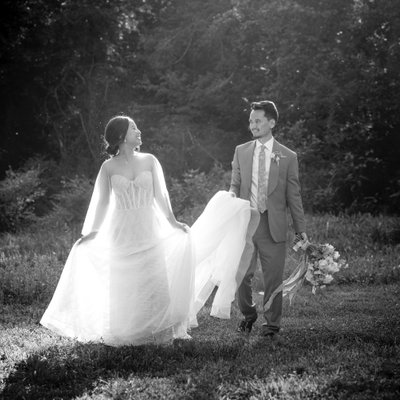 Wedding Photography at the Providence Cotton Mill