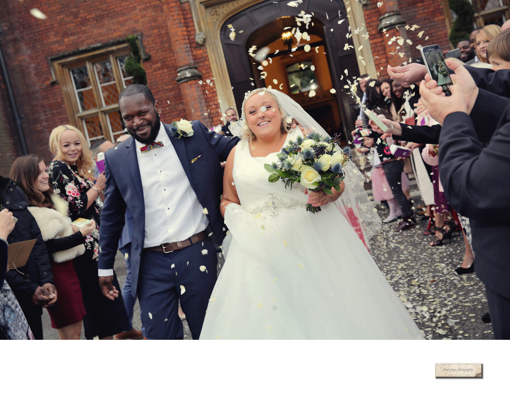 Latimer Place wedding pictures