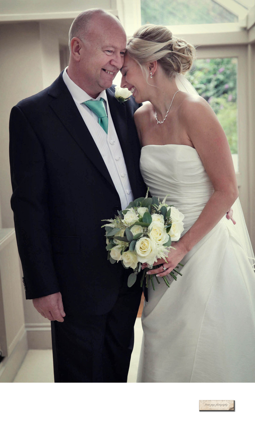 Wedding photography in Datchet