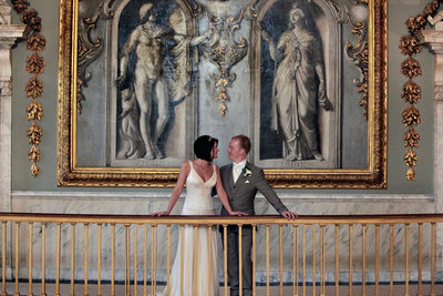 Moor Park Mansion Rickmansworth wedding