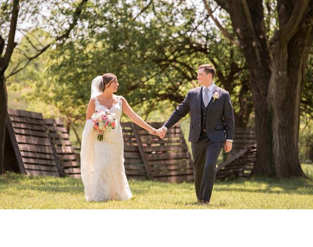 Belamour Barn Wedding Photographer