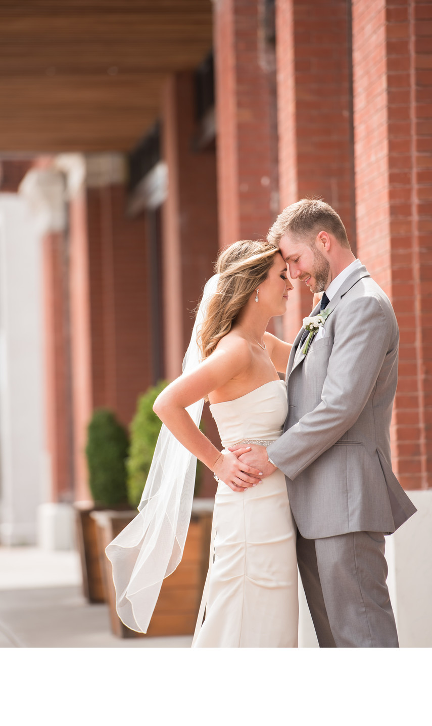 Downtown Springfield Wedding Photographer