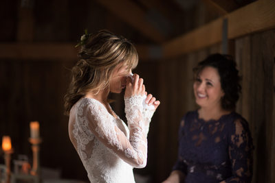 Gambrel Barn Wedding Photographer