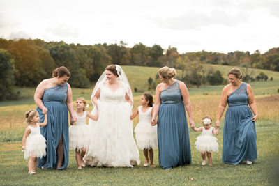 Wedding Photos at Gambrel Barn