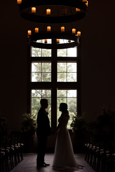 Silver Oaks Chateau Wedding Ceremony