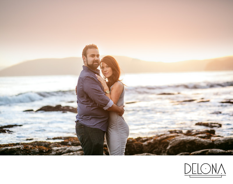 Pismo Beach Engagement Session Photographer