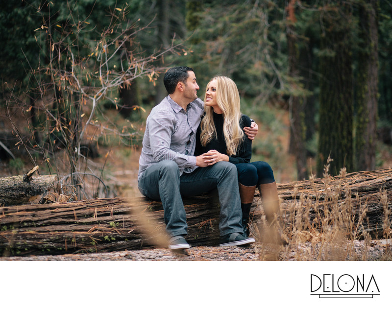 Camp Edison Engagement Photographer