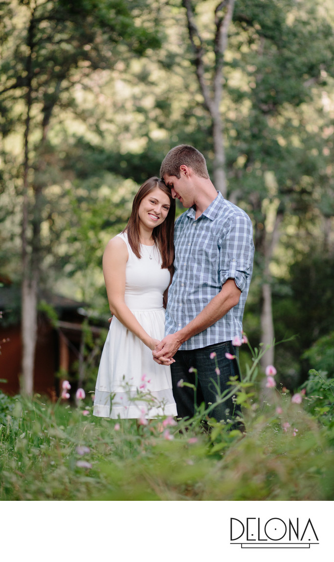Oakhurst Engagement Photographer