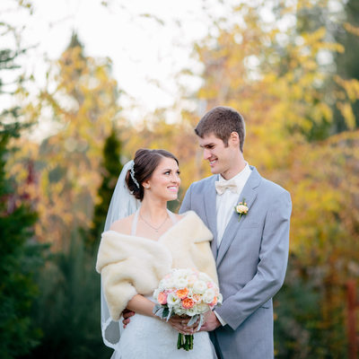 Tenaya Lodge Winter Wedding