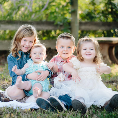 Best Central Valley Family Photographer