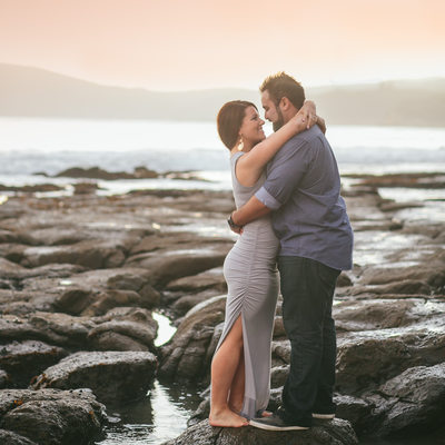 Avila Beach Engagement Photographer