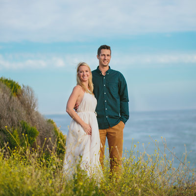 Pismo Beach Engagement Photography