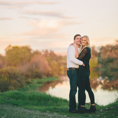 Engagement Photos in Fresno California