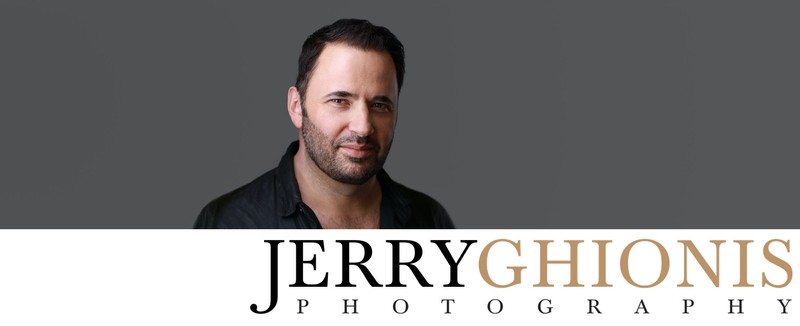 Jerry Ghionis Headshot