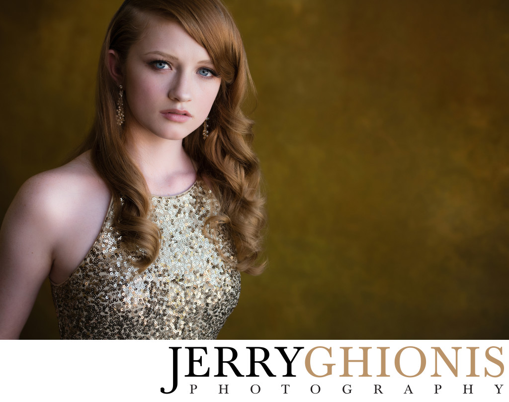 High School Senior Portraits in Las Vegas
