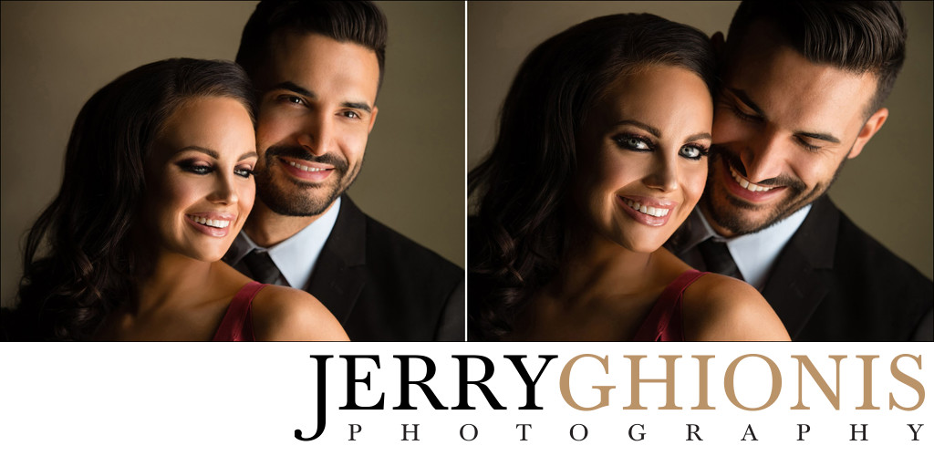 In Studio Engagement Session in Las Vegas
