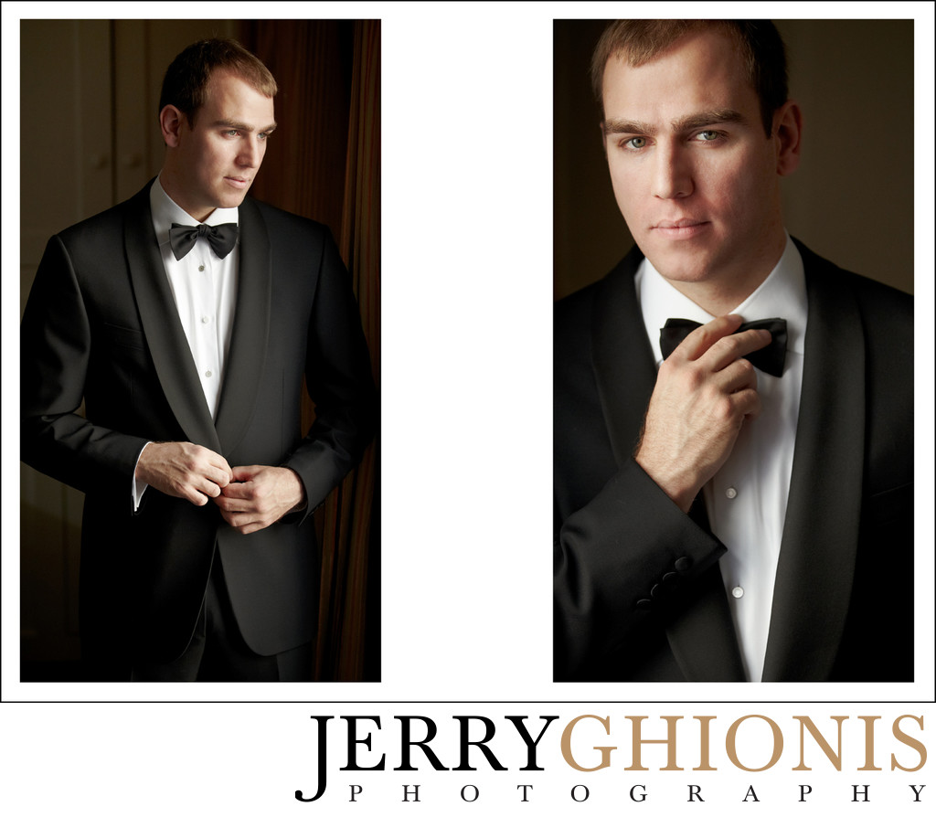 Classy Groom Portraits in the US