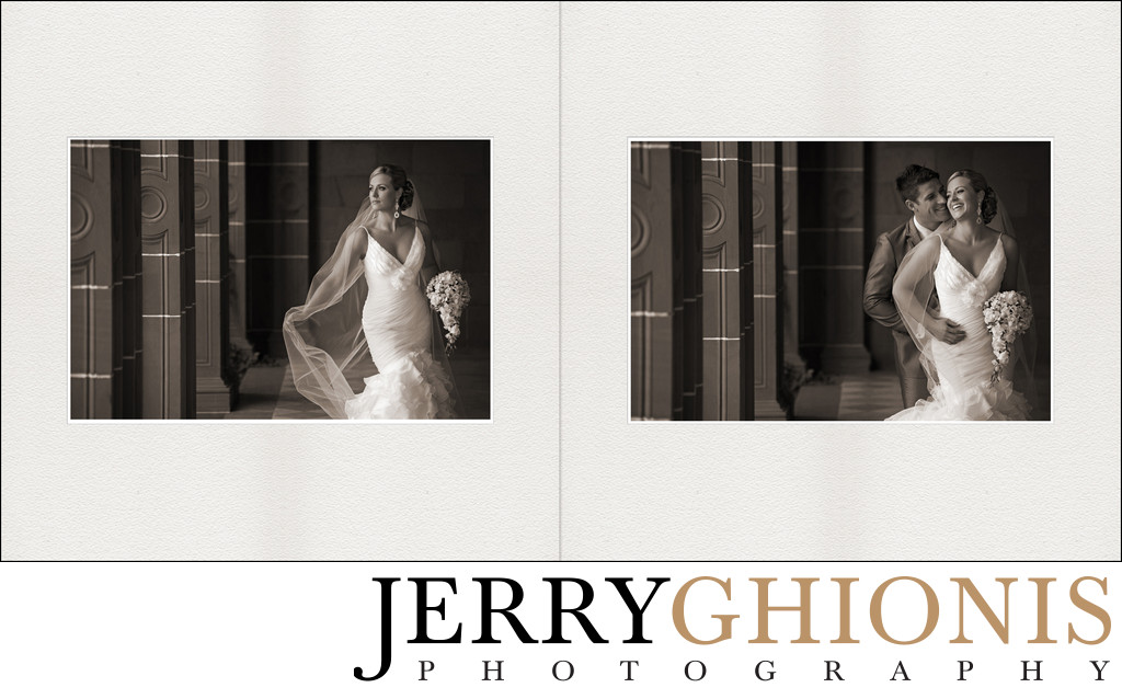 Wedding Portraits in Mansion