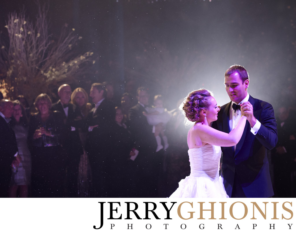 First Dance at Cipriani New York