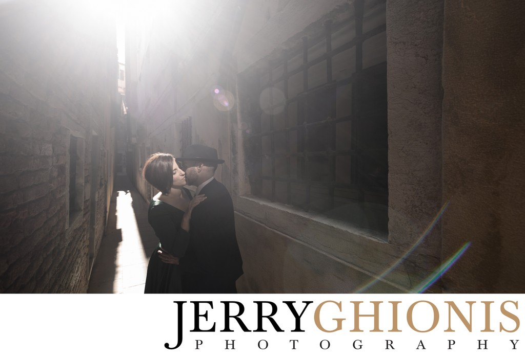 Engagement Photos in Venice, Italy