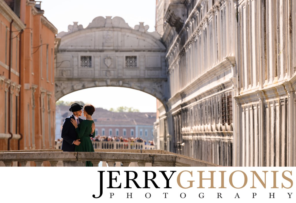 Venice Engagement Photography