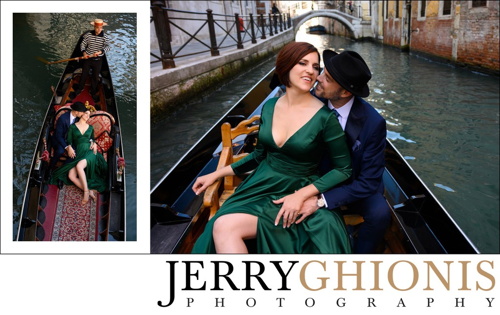 Destination Photo Shoot in Venice