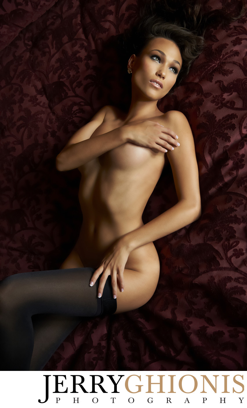 Nude Boudoir Photographer