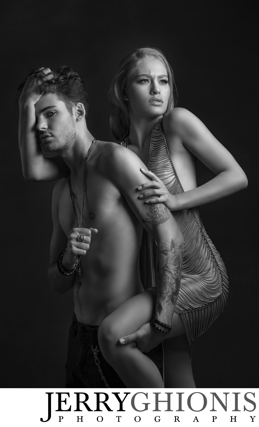 Couples Fashion Boudoir