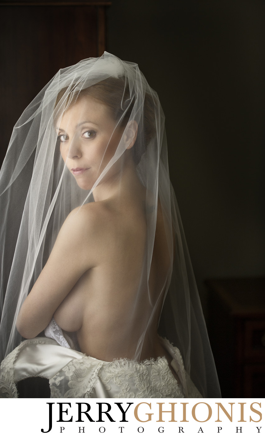 Destination Bridal Boudoir
