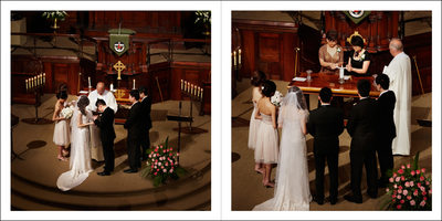 Church Wedding Ceremony Photos