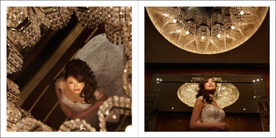 Hotel Bridal Portraits