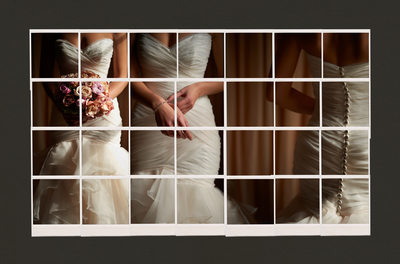 Bridal Detail Collage
