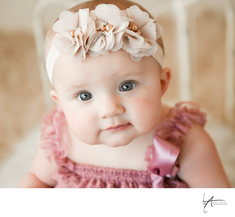 Best Arlington baby photographer