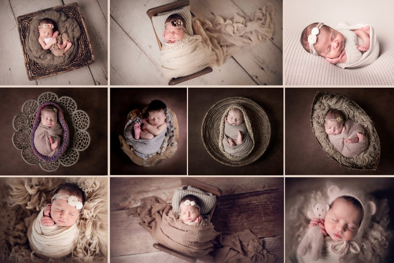 Newborn mini sessions are what our