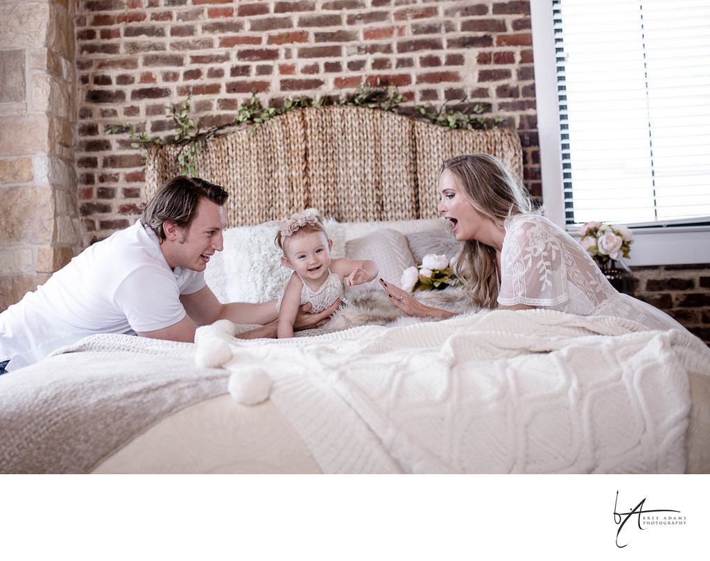 Lifestyle family photography sessions