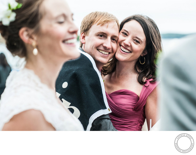 Linekin Bay Resort Wedding Photos