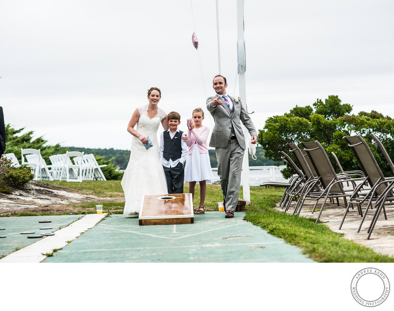 Best Wedding Photos in Maine