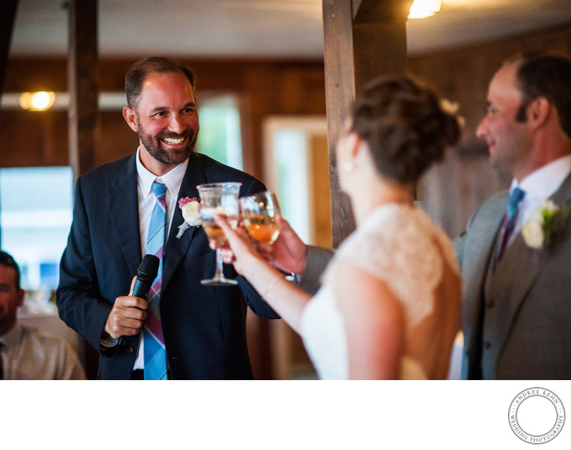 Wedding Receptions in Maine