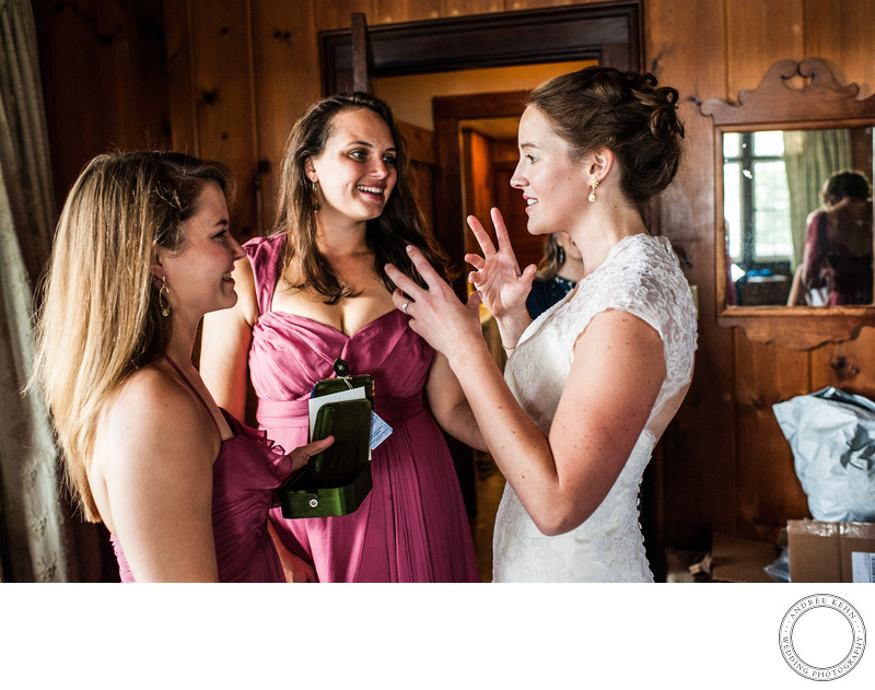 Best Wedding in Boothbay Maine