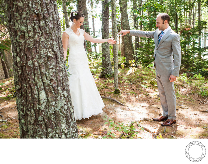 Best Boothbay Maine Outdoor Wedding Location
