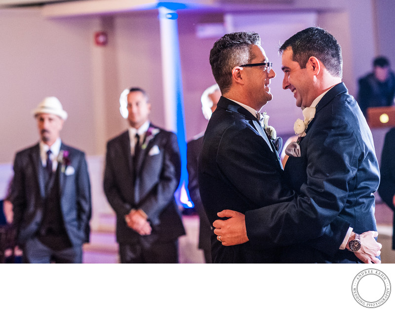 Same-sex Wedding in Portland, Maine