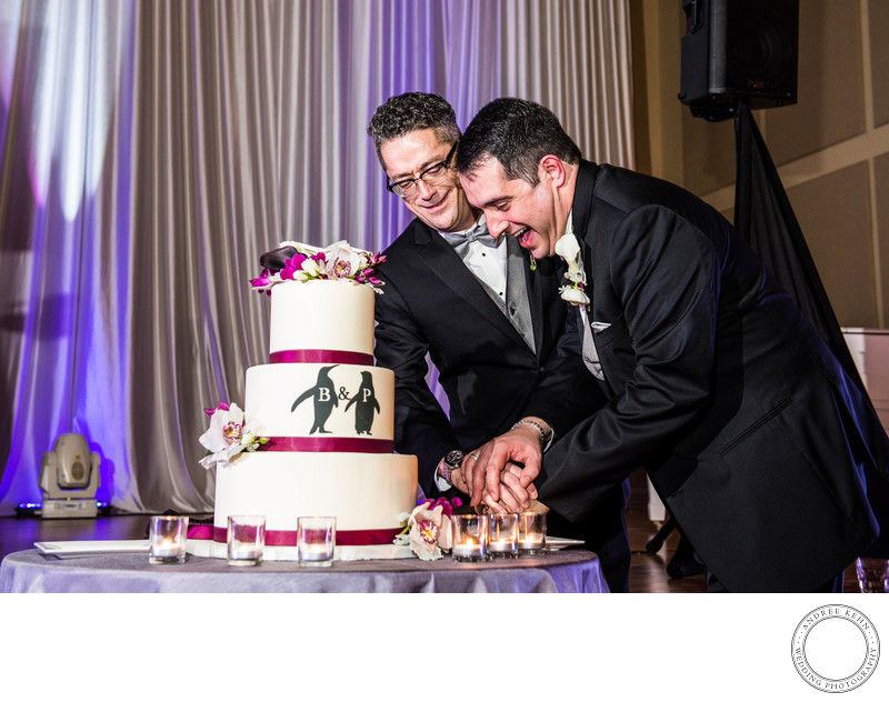 Same-sex Maine Wedding Photographs