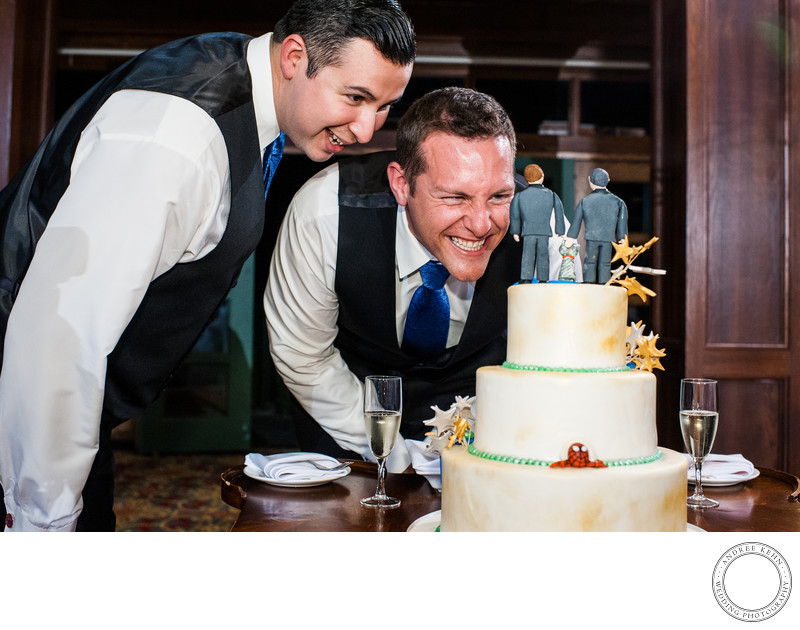 Best Maine Gay wedding photographer