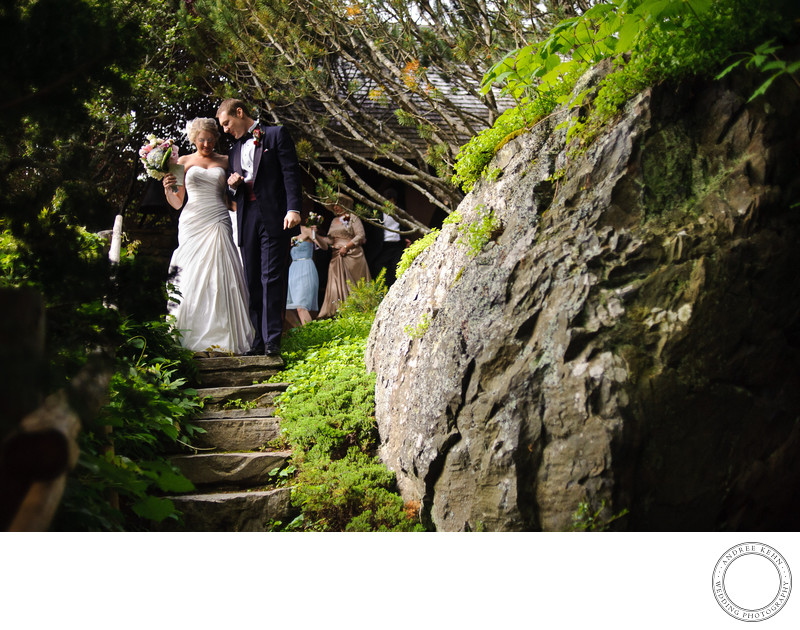 Outdoor Weddings Maine