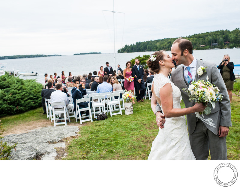 Wedding Photography Linekin Bay resort