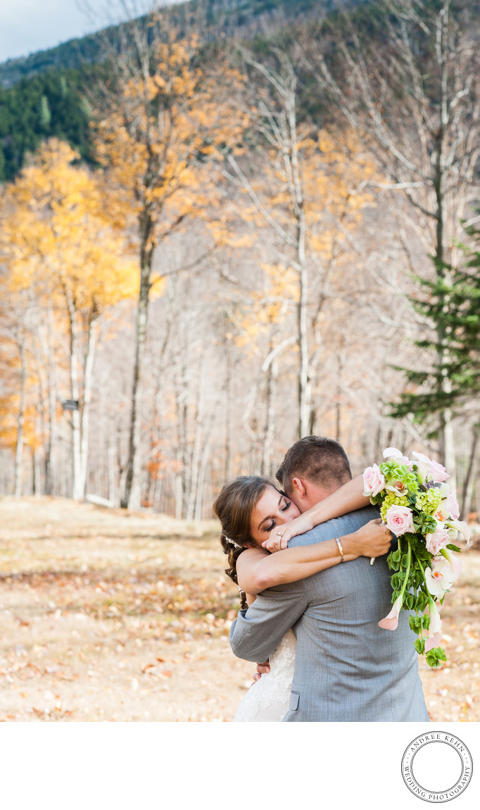 Bethel, Maine Outdoor Weddings