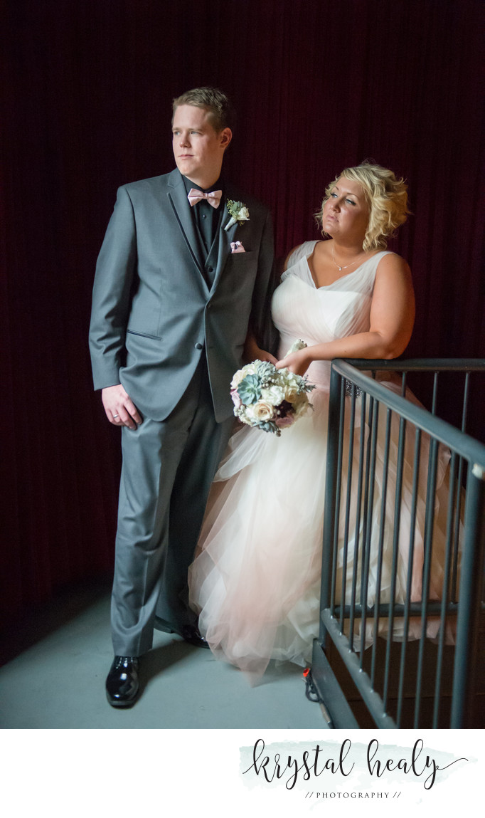 Pittsburgh Opera House Wedding Photographers