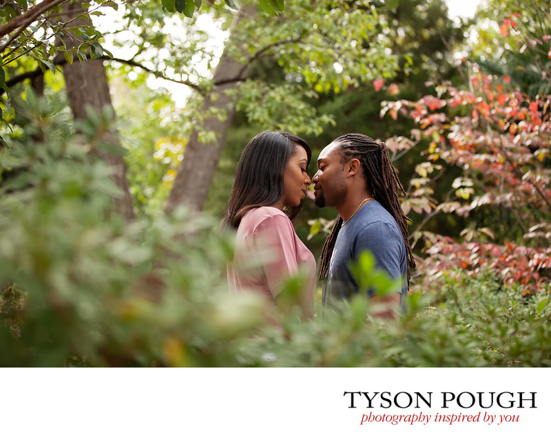 Fall Engagement at the Arboretum