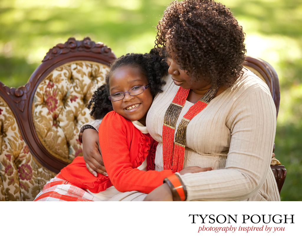 Mother/Daughter Love | Dallas Photographer