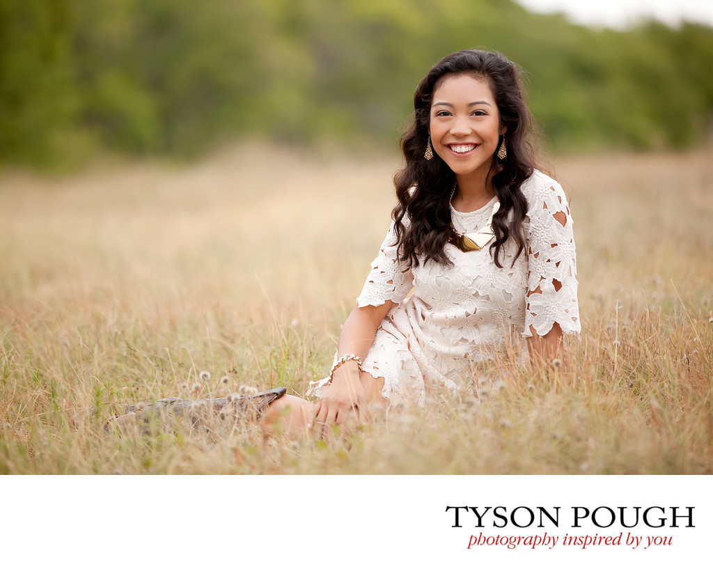 Texas Senior Photography